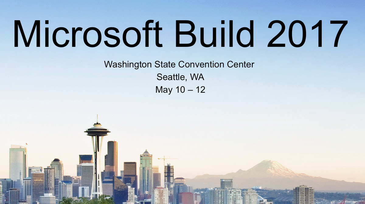 Microsoft Build 2017 Registration is Now Open